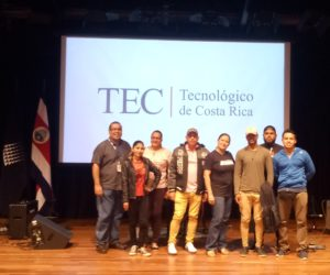 Escuela de Informática Participa en el Technology on Bussines 2018 Costa Rica