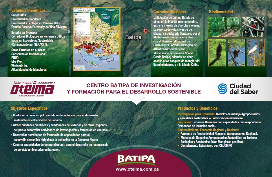 Centro de Investigación Batipa